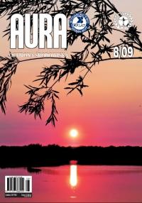 AURA 8/2009 - okładka